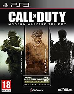 Call of duty: modern warfare trilogy (ps3)