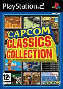 Capcom - classic collection (ps2)