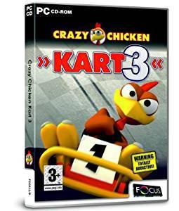 Crazy chicken kart 3 (pc cd) (u)