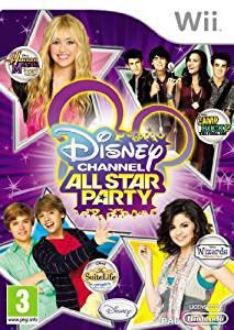 Disney channel all star party (wii) (u)