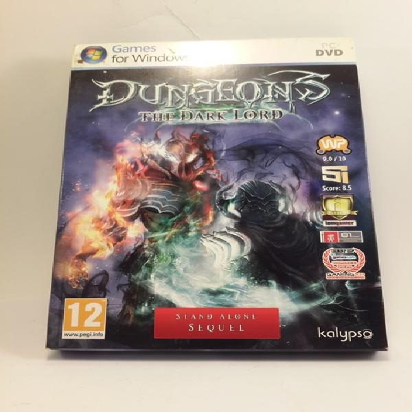 Games for windows dungeons the dark lord