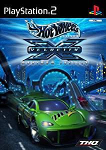 Hot wheels velocity x (ps2)