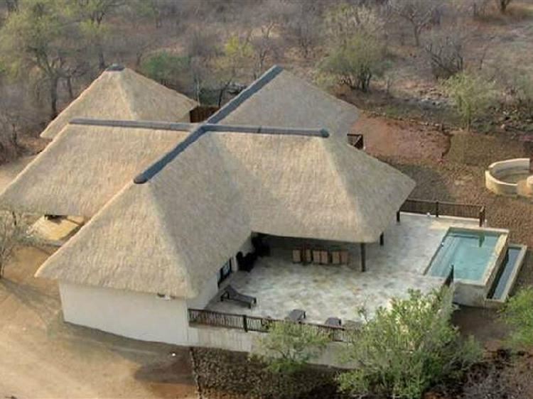 House 33 blyde wildlife estate