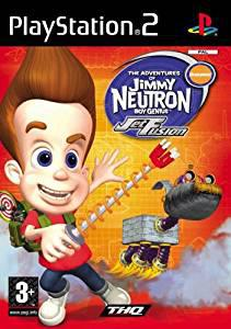 Jimmy neutron jet fusion (ps2)