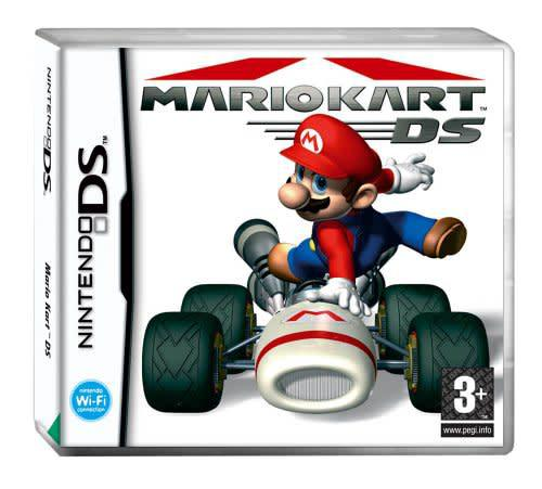 Mario kart ds game for nintendo ds