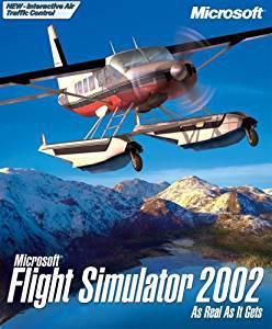 Microsoft flight sim 2002 (pc)