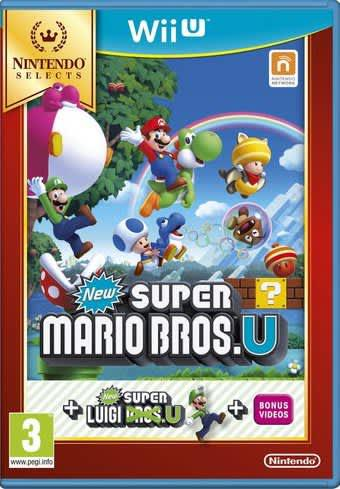 New super mario bros. u + new super luigi u (wii u pal)