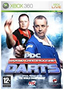 Pdc world championship darts 2008 (xbox 360) (u)
