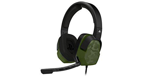 Pdp ps4 lvl 3 stereo gaming headset 051-032-na-ncam, green