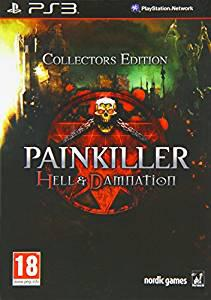 Painkiller hell and damnation - collectors edition (ps3)