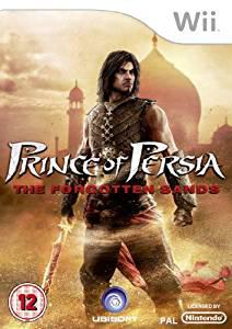 Prince of persia: the forgotten sands (wii) (u)