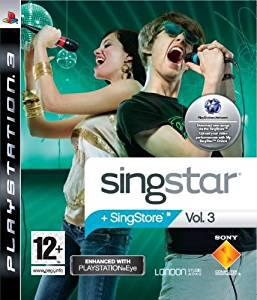 Singstar vol. 3 - playstation eye enhanced (ps3) (u)