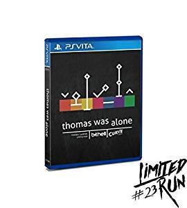 Thomas was alone (ps vita) (u)