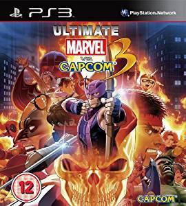 Ultimate marvel vs capcom 3 (ps3) (u)