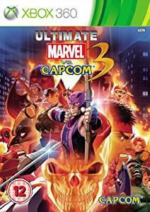 Ultimate marvel vs capcom 3 (xbox 360) (u)