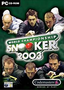 World championship snooker 2003 (pc)