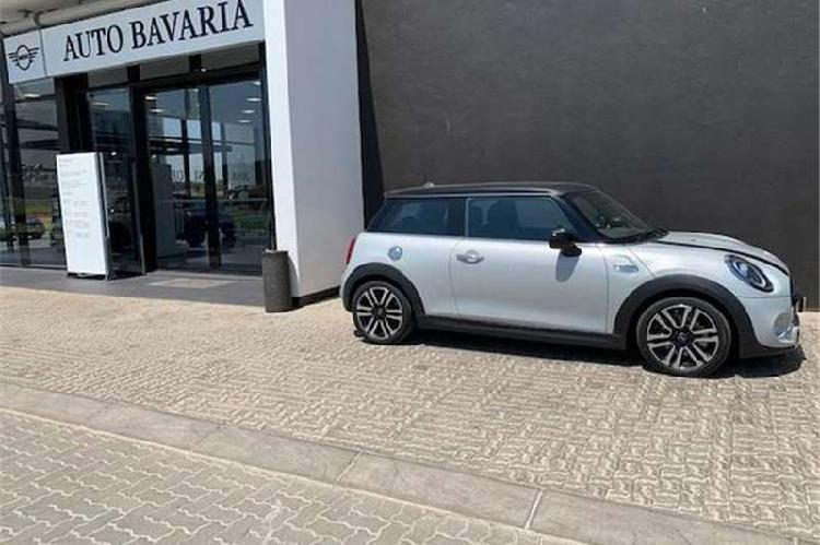 Mini hatch cooper s hatch 3 door auto 2018