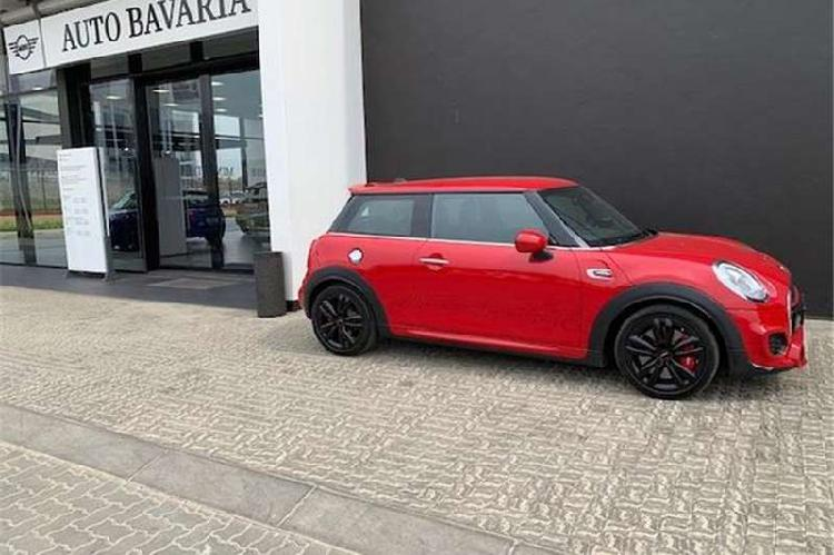 Mini hatch john cooper works hatch 3 door sports auto 2017