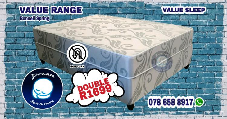 New beds mattress and base - factory prices direct