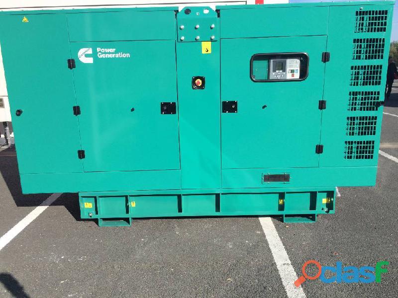 Cummins 20kva silent 3''phase diesel generator