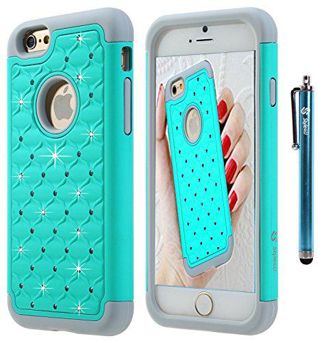 Iphone 6s case, iphone 6 case, style4u iphone 6s / 6 studded