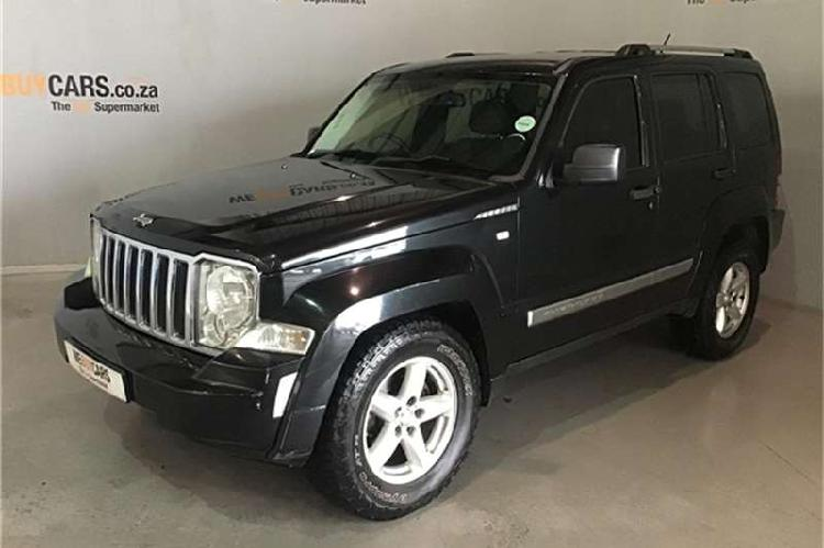 Jeep cherokee 2.8crd limited 2010