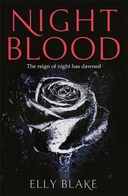 Nightblood - the frostblood saga book three (paperback)