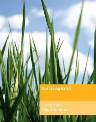 Our living earth - custom edition (paperback)