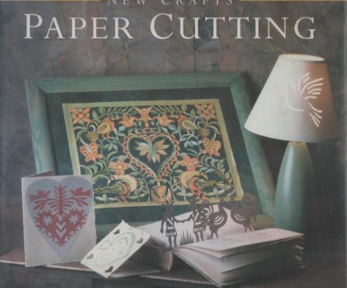 Paper cutting - stewart and sally walton (1997)