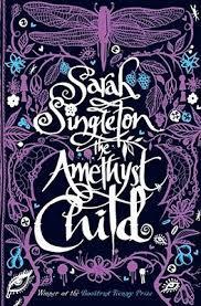 Singleton, sarah - the amethyst child - (paperback)