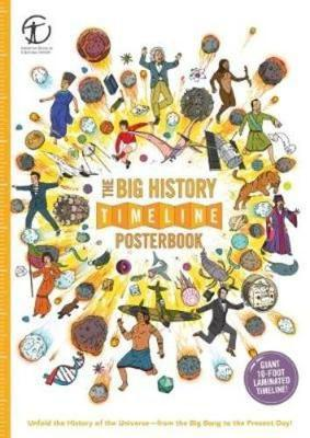 The big history timeline posterbook - unfold the history of