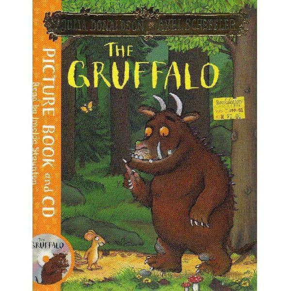 The gruffalo: book and cd pack | axel scheffler, imelda