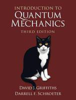 Introduction to quantum mechanics (hardcover, 3rd revised