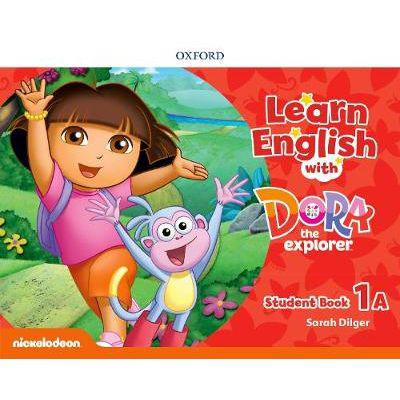 Learn english with dora the explorer: level 1: student book