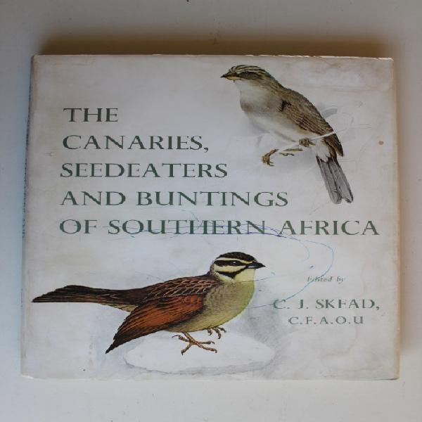 The canaries, seedeaters and buntings of southern africa -