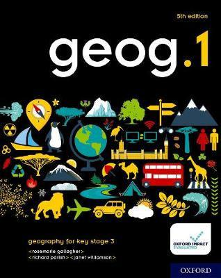 Geog.: geog.1 student book 5/e (paperback, 5th revised