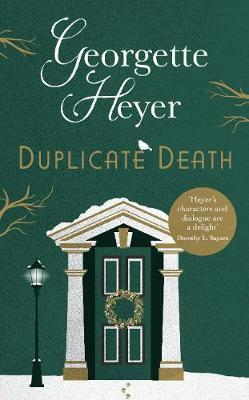 Duplicate Death (Hardcover)
