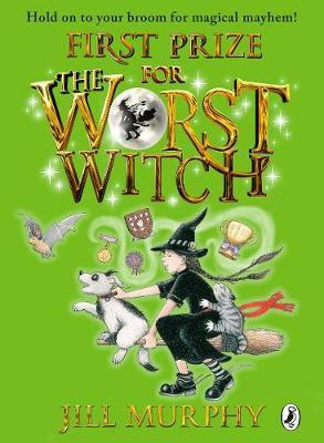 First prize for the worst witch (hardcover)