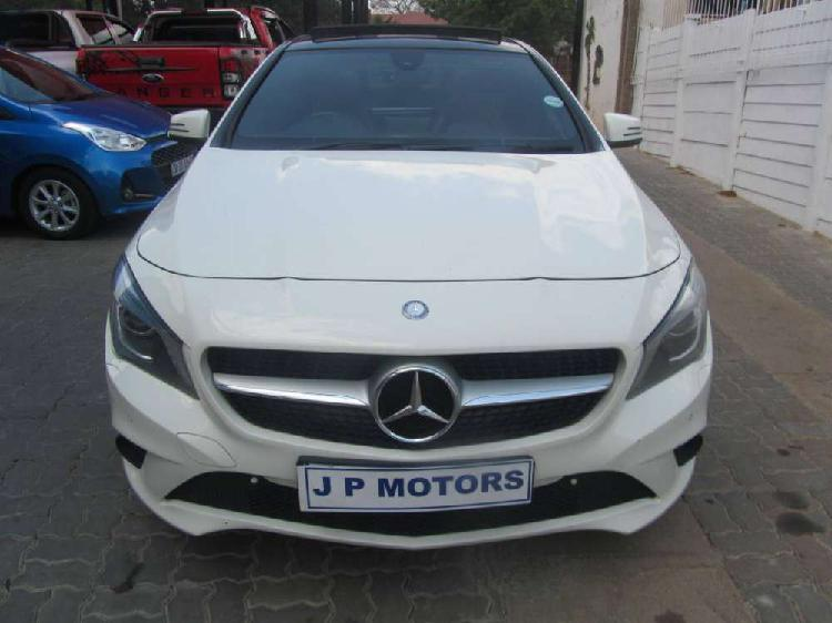 Mercedes benz 200 cla amg in good condition available now!
