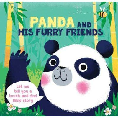 Panda and his furry friends (board book)