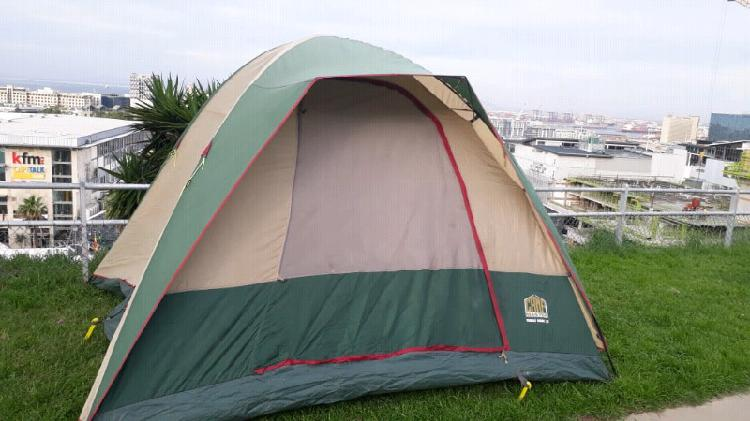 Tent campmaster family dome tent