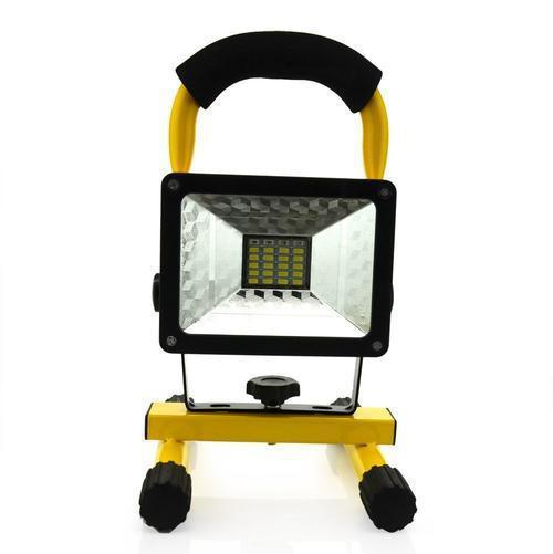 30w rechargeable flood light