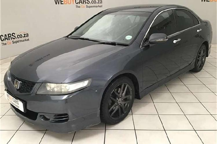 Honda Accord 2.4 Type S 2006