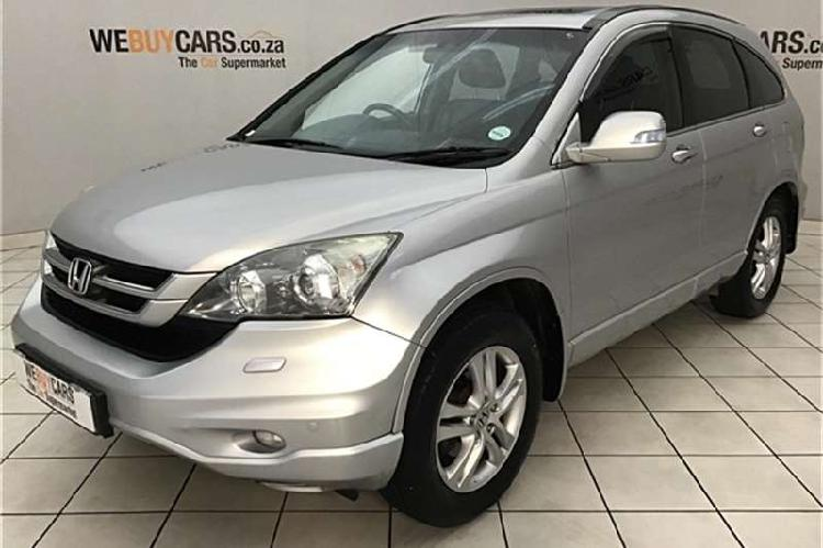 Honda cr-v 2.4 executive auto 2012