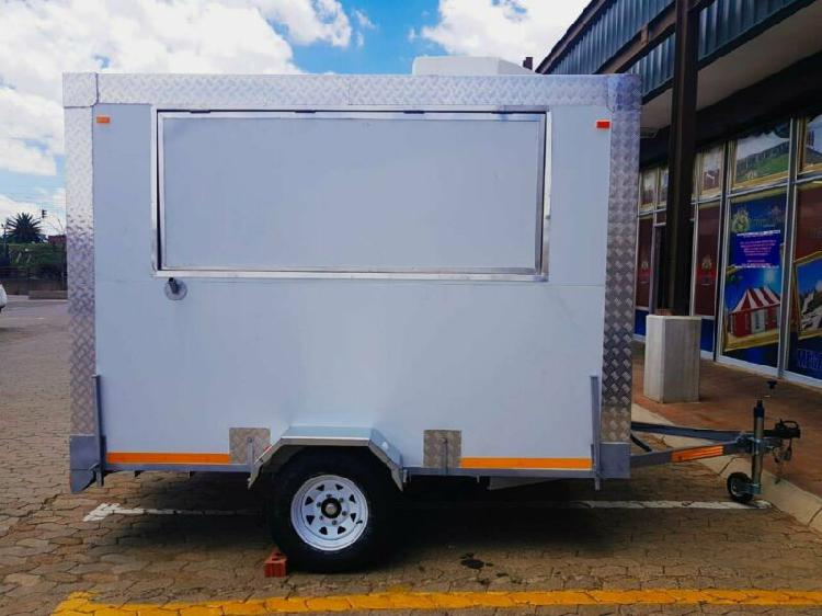 Mobile kitchens on huge promotion sale with a free branding