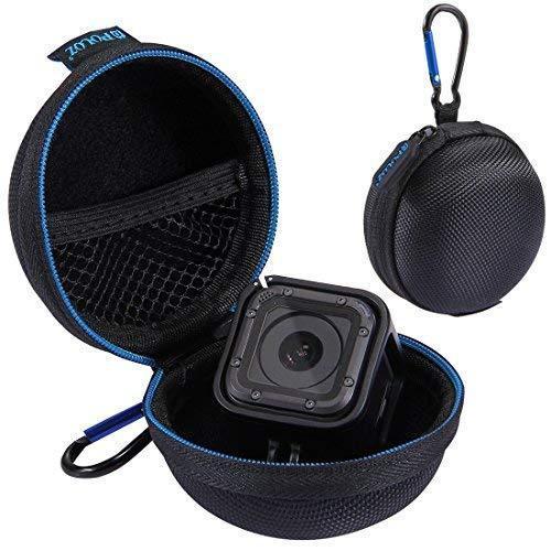 Puluz portable round case stocker super mini storage case