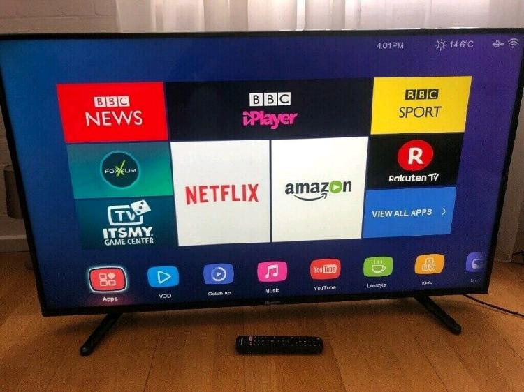 Hisense 49 inch full hd smart led tv for sale