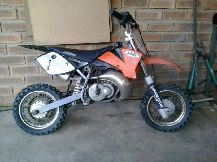 Ktm 50cc mini adventure