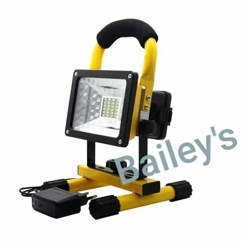 Portable led flood lights