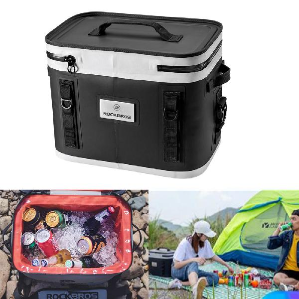 Rockbros 20l food storage ice bag outdoor picnic bag car